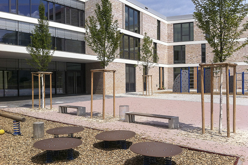 Neubau Grundschule Rebstock Frankfurt a.M.