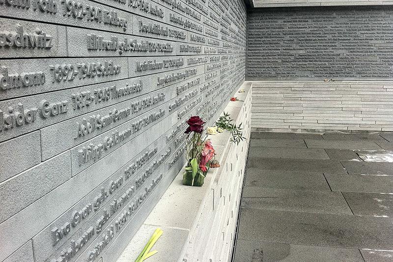 Gedenkstätte für die ermordeten Juden Wiesbadens